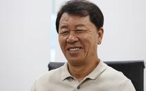 HLV Chung Hae Seong nói báo Hàn viết sai chuyện ông tố CLB TP.HCM 'chơi xấu'