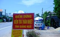 Nhà xe Thanh Hường không cung cấp được tên hành khách, Quảng Ngãi sẽ xử lý mạnh