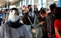 Indonesia vượt 100.000 ca nhiễm sau 1 tháng thiết lập 'bình thường mới'
