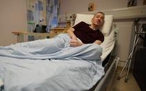Đài BBC phỏng vấn phi công Anh: 'Tất cả bác sĩ giỏi nhất VN vào cuộc cứu anh ấy'