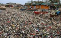 Nguy cơ rác thải nhựa đổ vào đại dương tăng gấp 3 lần vào năm 2040
