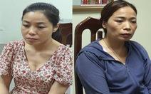 Tạm giữ thêm 2 phóng viên liên quan vụ cưỡng đoạt 210 triệu đồng