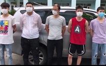 5 người Trung Quốc khai thuê lái đò... 300.000 đồng đi 4 tiếng đường sông vào Việt Nam