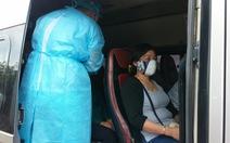 Cách ly xong, 7 chuyên gia Trung Quốc không về Quảng Ngãi mà ghé Đà Nẵng