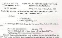 Bệnh nhân đến Bệnh viện Ung bướu Đà Nẵng âm tính lần 1 với COVID-19