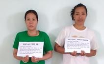 2 phụ nữ Việt đưa 9 người Trung Quốc nhập cảnh trái phép