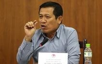 Ông Dương Văn Hiền: 'Tôi chỉ là người chấp bút bản phân công trọng tài'