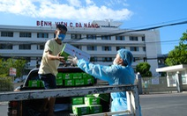 Tiếp tế 100.000 khẩu trang cho 3 bệnh viện Đà Nẵng bị phong tỏa