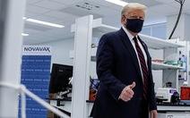 Ông Trump nói gì về việc cố vấn an ninh quốc gia mắc COVID-19?