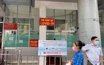 Sau ca bệnh 867, Bộ Y tế nhắc các bệnh viện không để người nghi mắc COVID-19 tự ý di chuyển