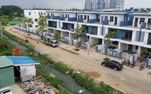 Vụ dân phản ảnh dự án xây dựng lấn rạch, chủ đầu tư hứa hoàn trả hiện trạng