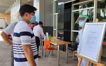 Gần 100 người tiếp xúc với 2 bệnh nhân nhiễm COVID-19 ở TP.HCM