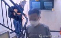 3 người Việt đu dây trốn khỏi khu cách ly ở Hàn Quốc đã bị bắt lại