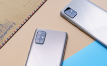Galaxy A51, A71 thêm công nghệ đột phá cho giới trẻ