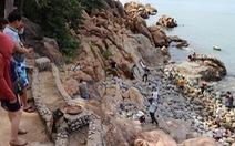 Bộ yêu cầu không xây dãy công trình sát bờ biển ở Ghềnh Ráng