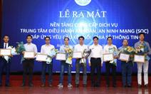 Ra mắt nền tảng cung cấp dịch vụ bảo đảm an ninh mạng Make in Vietnam