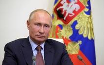 Chấp nhận sửa hiến pháp: Người Nga vẫn chuộng ông Putin