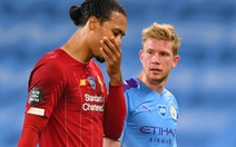 Mắc nhiều sai lầm, Liverpool bị Man City 'vùi dập' 4 bàn không gỡ