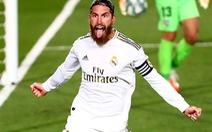 Thắng sát nút Getafe, Real Madrid tạo khoảng cách 4 điểm với Barca