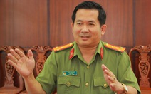 Tân giám đốc Công an tỉnh An Giang: 'Không gặp áp lực nào trong phòng chống tội phạm'
