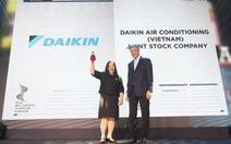 Daikin Việt Nam đoạt giải 'Nơi làm việc tốt nhất châu Á'