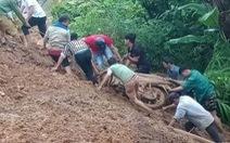 Mưa lớn tại Lai Châu, Lào Cai, một người bị lũ cuốn trôi
