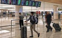 Singapore áp dụng các biện pháp bảo đảm hạn chế tiếp xúc tại sân bay