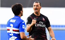 Ibrahimovic tỏa sáng, AC Milan đoạt vé dự Europa League