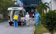 Chuyển 11 ca bệnh COVID-19 nặng từ Đà Nẵng ra Huế điều trị