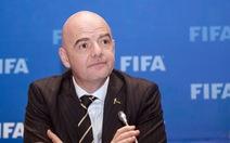 Công tố viên Thụy Sĩ điều tra 'hành vi phạm tội' của chủ tịch FIFA Infantino