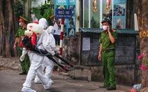 Bệnh nhân 459 có ăn sáng, uống cà phê một số nơi ở Hà Nội