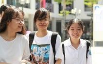 Hà Nội: Trường THPT đầu tiên công bố điểm chuẩn vào lớp 10