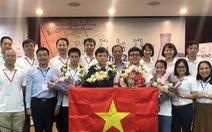 Giành 4 HCV Olympic Hóa học quốc tế 2020, Việt Nam xếp thứ hai sau Mỹ