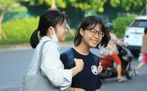 Nhiều trường THPT ở Hà Nội chốt mức điểm chuẩn trên ngưỡng 40