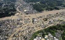 15 người chết vì mưa lũ, Nhật huy động binh sĩ cứu hộ