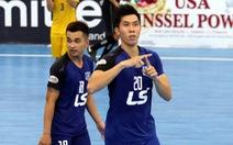 Thái Sơn Nam vô địch lượt đi mà không thua trận nào