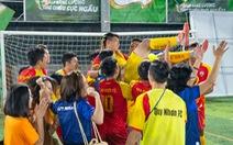 Cầu thủ V-League có thể thi đấu ở giải đồng hương Bình Định 2020