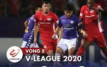 Kết quả và bảng xếp hạng V-League 2020 ngày 5-7: Sài Gòn lên đầu bảng, Hà Nội đứng thứ 5