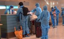 Ba hãng bay tăng chuyến đưa công dân Việt về nước