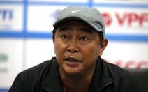 HLV Trần Minh Chiến: 'Giờ là lúc Bà Rịa - Vũng Tàu đá để thăng hạng'