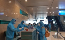 Sân bay Cần Thơ tiếp tục đón 309 công dân từ Malaysia về nước