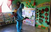 37 trường cho học sinh nghỉ học phòng bệnh bạch hầu