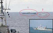 Cử tri lên án những vi phạm của Trung Quốc ở quần đảo Hoàng Sa, Trường Sa