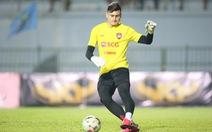 Thủ môn Đặng Văn Lâm: 'Tôi đang tập trung 100%  cho Muangthong United'