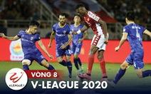 Kết quả V-League và bảng xếp hạng ngày 6-7: CLB TP.HCM mất ngôi đầu, Hà Nội xuống thứ 8