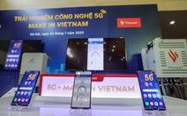 Việt Nam đã làm được điện thoại 5G