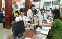 TP.HCM đẩy nhanh việc cấp căn cước công dân, làm cả sáng chủ nhật