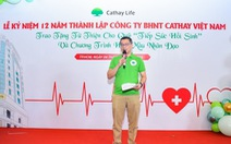 Cathay Việt Nam kỷ niệm 12 năm hoạt động tại Việt Nam