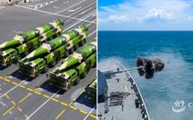 Báo Trung Quốc dọa có 'sát thủ diệt tàu sân bay' ở Biển Đông, Mỹ đáp 'Không sợ!'
