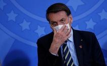 Tổng thống Brazil thông báo mình đã mắc COVID-19